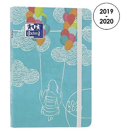 Amazon.com : Oxford Lollie 2019-2020 Daily School Diary 1 ...