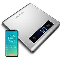 Airsmen Bluetooth Smart Digital Kitchen Scale