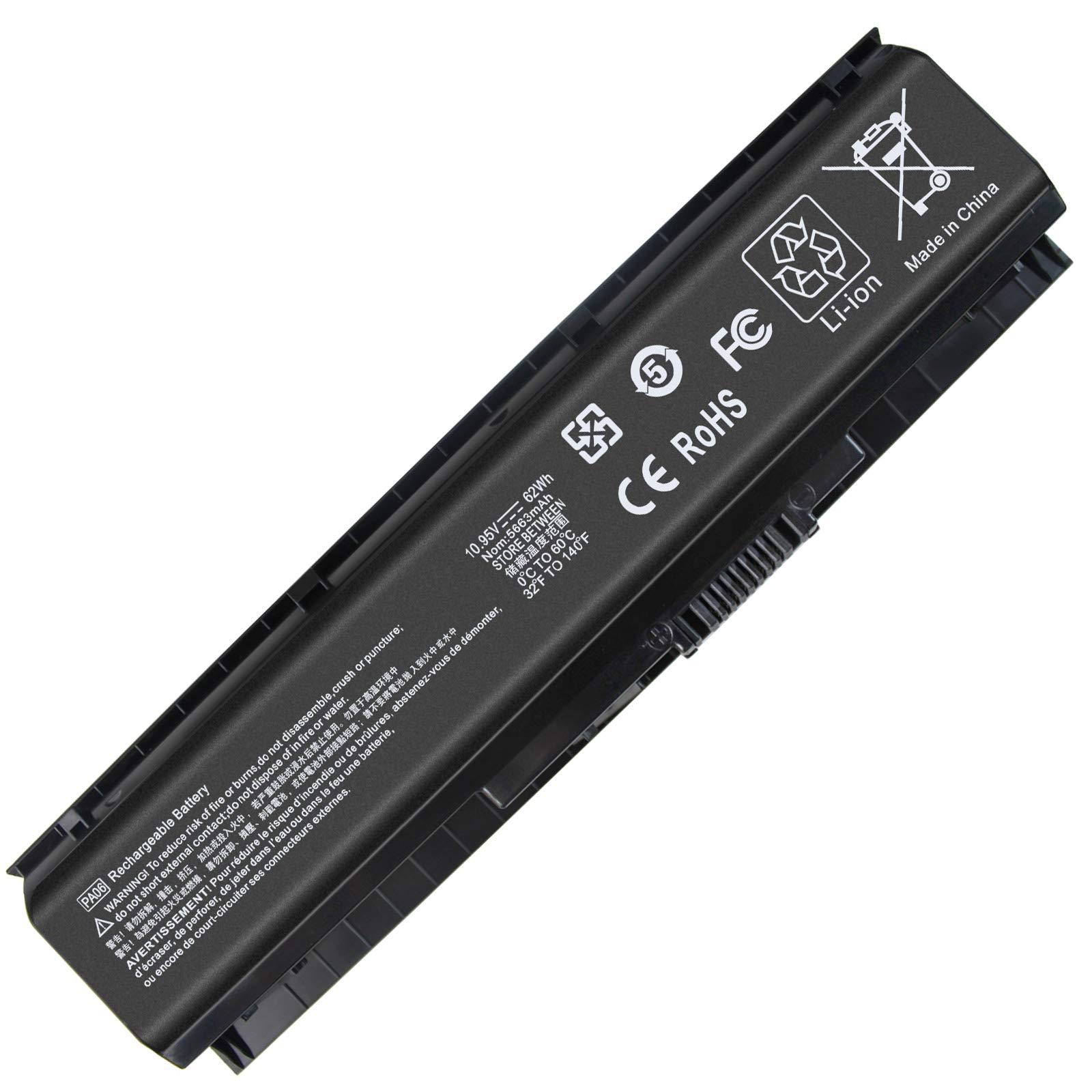 Bateria PA06 849911-850 HP Omen 17 17-w 17-ab200 17t-ab00 Se
