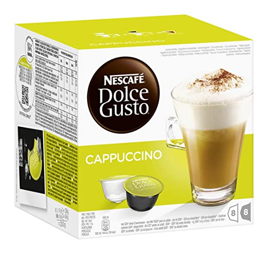Dolce gusto kapseln cappuccino
