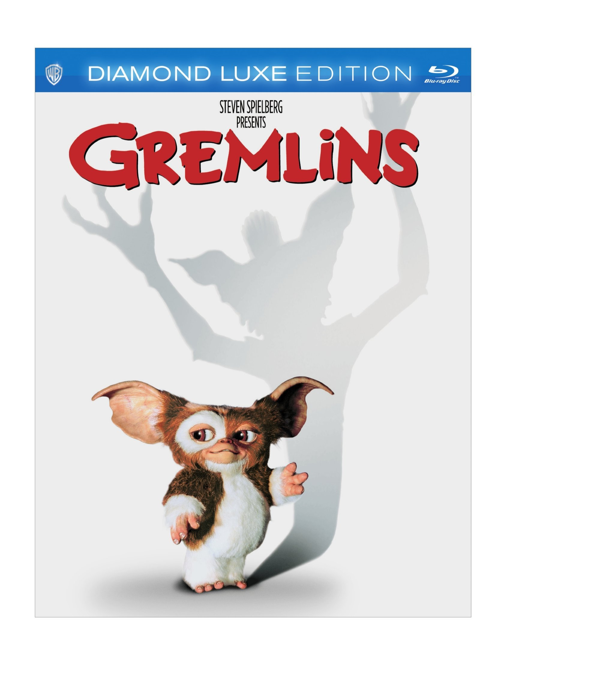 Blu-ray : Gremlins: 30th Anniversary (Special Edition, Anniversary Edition, 2 Pack, Diamond Luxe Packaging, 2 Disc)