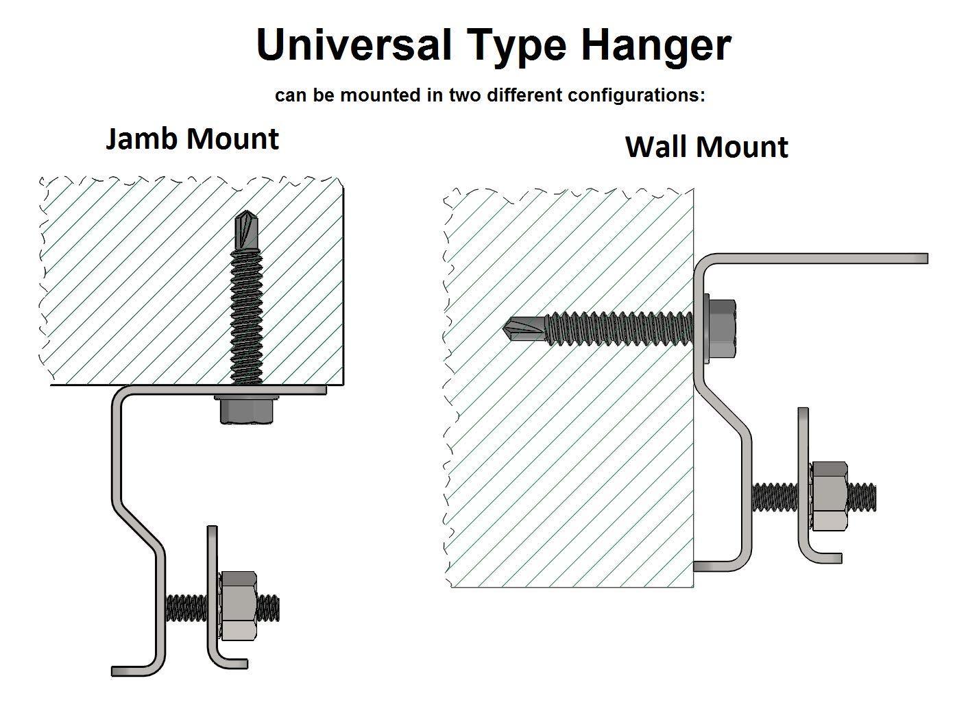 Strips with 25/% Overlap Height 8 ft 4 ft 48x96-48 in. Width x 96 in. Walk in Freezer PVC Vinyl Plastic Strip Curtain Door Kit Low Temp 8 in