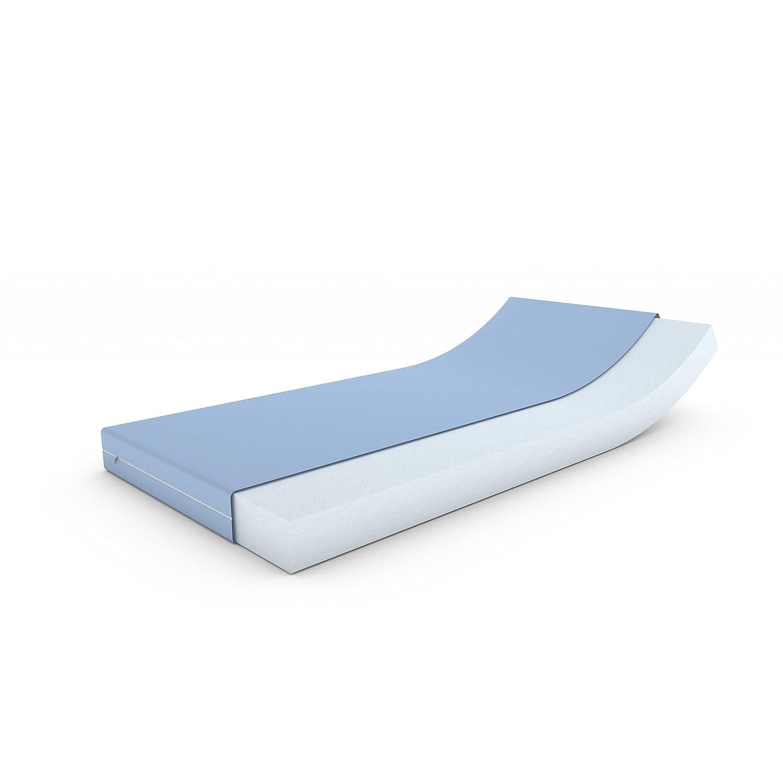 MSS®VitalFoam®Wellness Matratze Memory Marken Kaltschaum   140 x 200 cm ohne Zonen