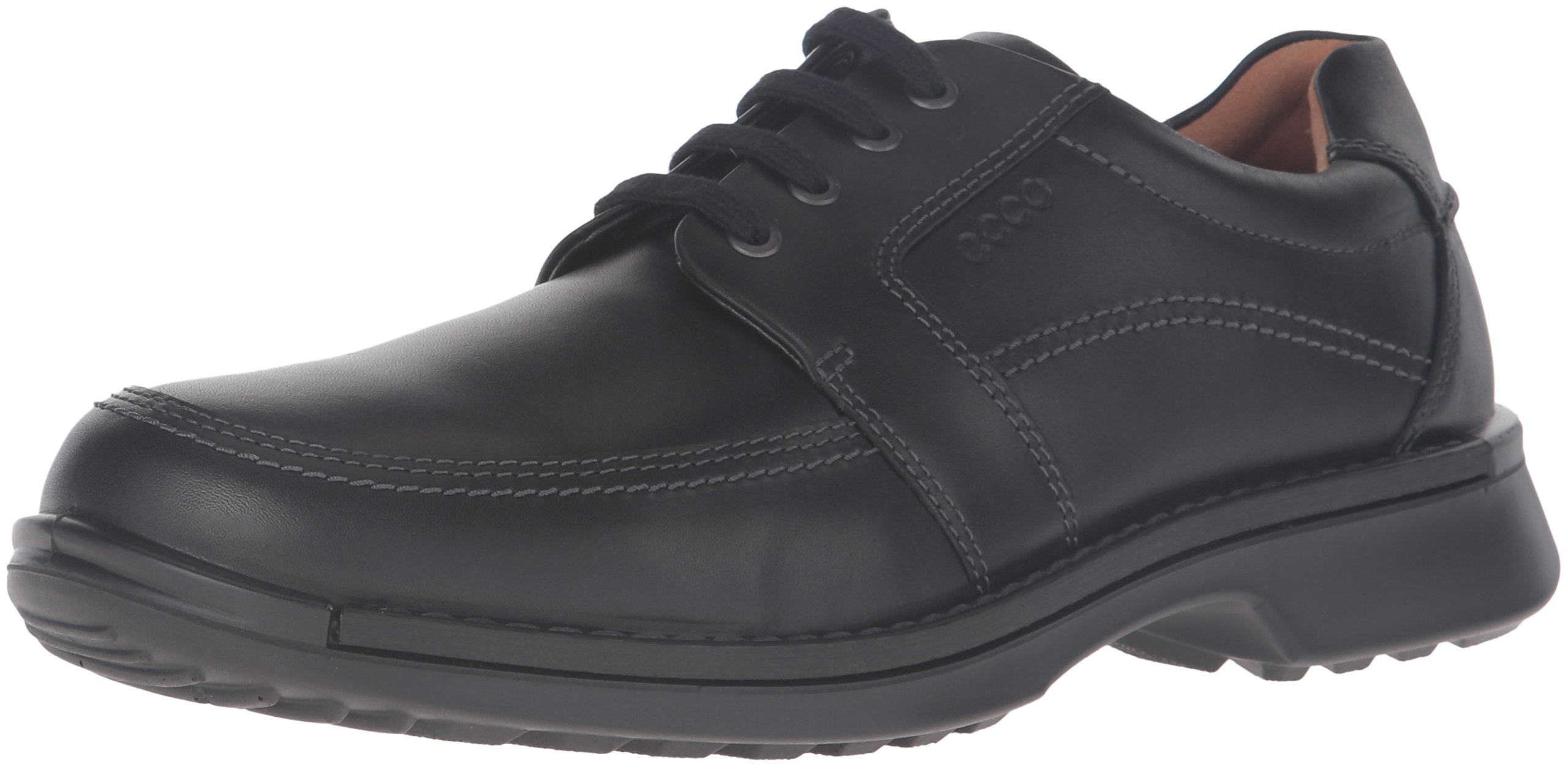 ECCO Men's Fusion II Tie Casual Oxford, Black, 43 EU/9-9.5 M US
