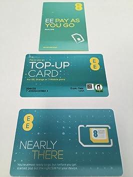 T-mobile - Tarjeta SIM combi con 6 meses de conexión a internet ...