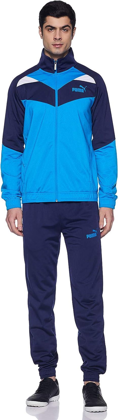 PUMA Iconic Tricot Suit Cl Chándal, Hombre: Amazon.es: Ropa y ...