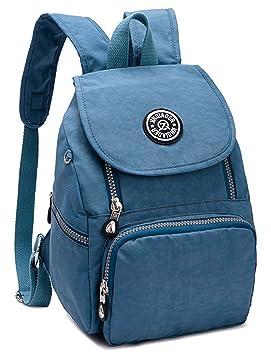 2b974d3f3 Estwell Bolso Mochila Impermeable Mini Mochila para Mujer Niñas Bolsa de  Viaje Casual: Amazon.es: Equipaje
