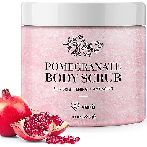 Pomegranate Salt Body Scrub