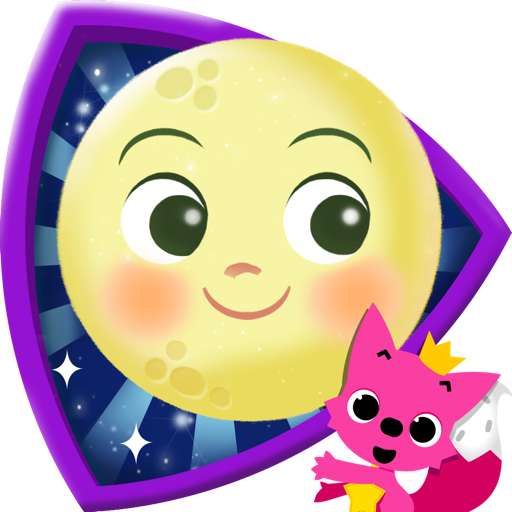 PINKFONG Bedtime: Lullabies, music night lights and bedtime activities (Best Baby Lullaby App)