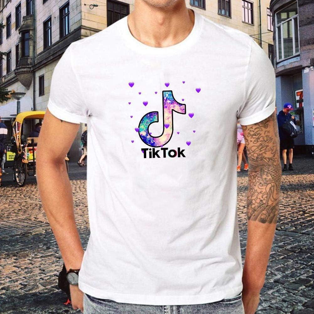 Lady Bug TIK-Tok - Camiseta de manga corta para mujer: Amazon.es: Ropa y accesorios