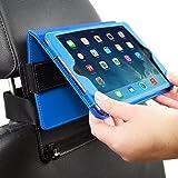 Snugg iPad Mini 1, Mini 2 and Mini 3 Car Headrest Mount Holder - Combines with Snugg iPad Mini 1, Mini 2 and Mini 3 Leather Cases