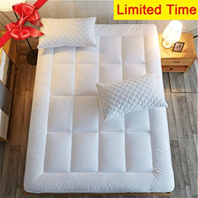 Shilucheng Mattress Pad Queen Size Cover Review