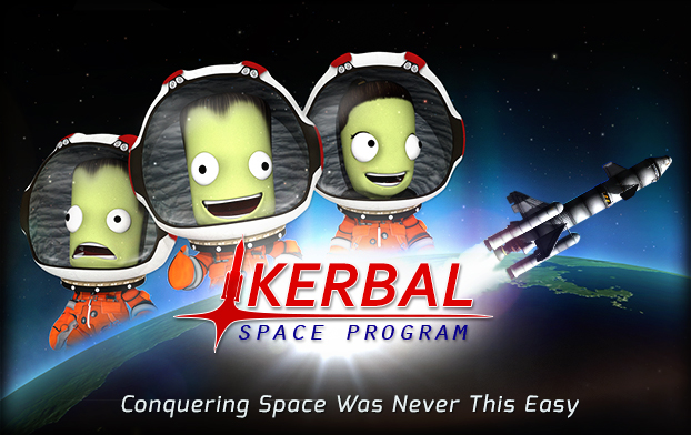 Kerbal Sapce Program [Online Game Code]