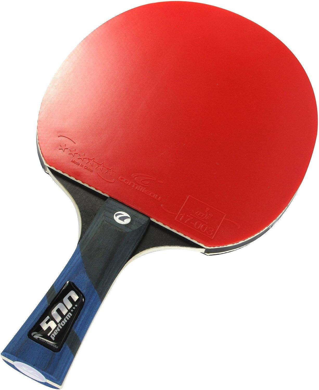 Cornilleau Unisex Perform 500Raqueta de Tenis de Mesa, un tamaño