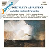 Sorcerer's Apprentice And Other Orchestral Favourites
