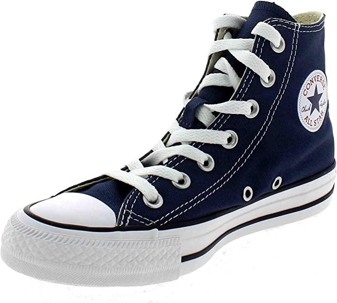 Converse Chucks (Chuck Taylor) All Star High Top Unisex Damen Herren Mitternachtsblau