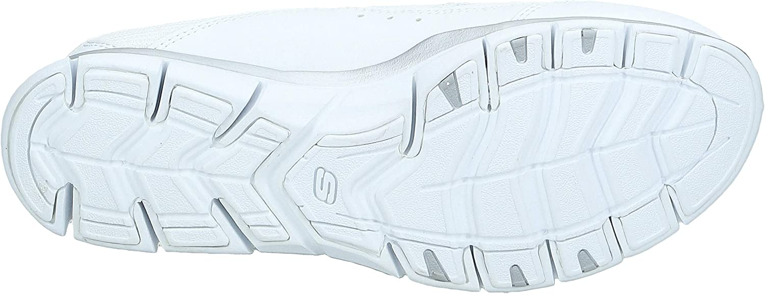 Skechers Damen Graits - Real Story Turnschuh, BBK Weiß