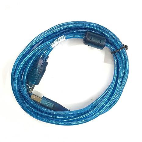 Cable USB 2.0 Impresora Escáner Conector Productos. Para HP ...