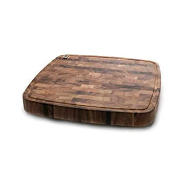 Ironwood Gourmet 28104 Carolina Chopping Board, Acacia Wood