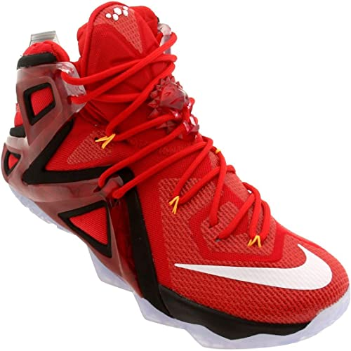 0f884b9dd26 Amazon.com  Nike Lebron 12 Elite - 724559 618  Clothing