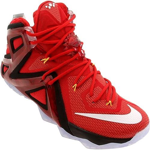12e4a1ae049 Amazon.com  Nike Lebron 12 Elite - 724559 618  Clothing