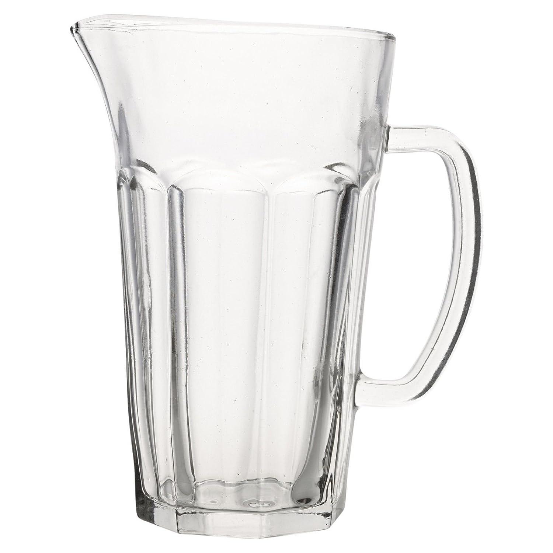 Set di 6 Bicchieri dacqua in vetro 220 ml