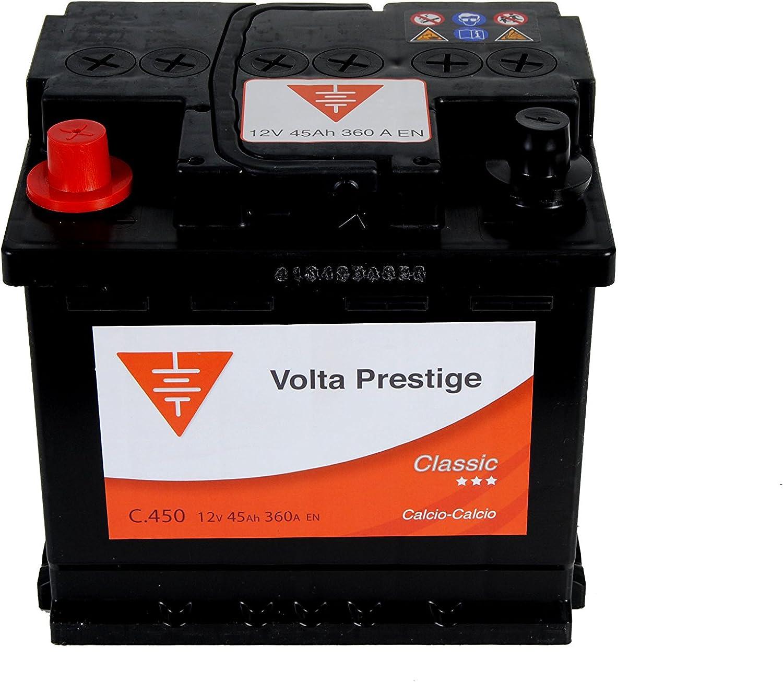 Bateria de coche 45 Ah +Izq