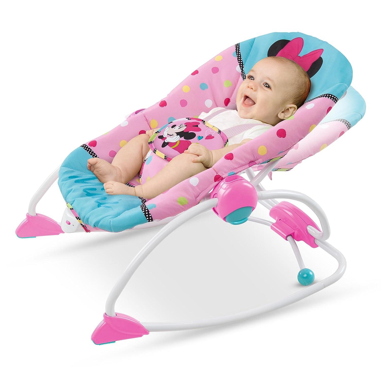 Disney Baby Minnie PeekABoo - Hamaca evolutiva: Amazon.es: Bebé