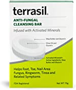 Terrasil Anti-Fungal Medicated Cleansing Bar 75g