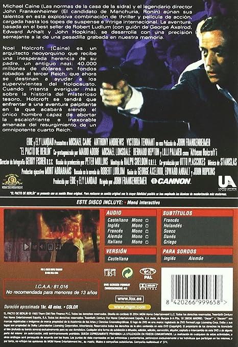 Amazon.com  El Pacto de Berlín  Movies   TV 821edda6e75