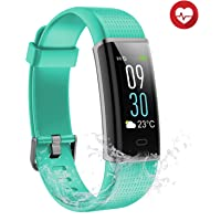 Semaco Fitness Tracker Heart Rate Monitor Waterproof Sport Watch Wristband