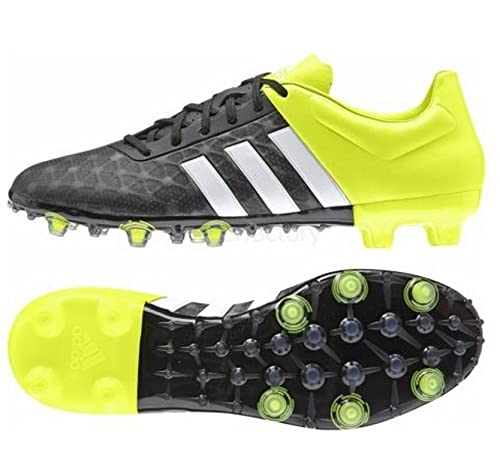 39f5aa079e7 adidas Men s Ace 15.2 Firm Artificial Ground Football Boots