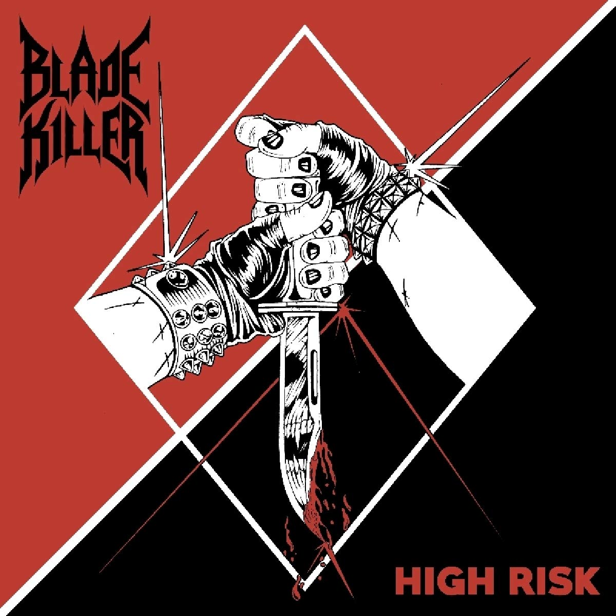 Cassette : Blade Killer - High Risk (Cassette)