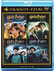 4 grandi film - Harry Potter - Anni 1-4 Vol. 01