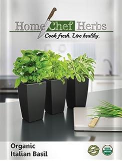 Amazon.com: COLE & MASON Self-Watering Indoor Herb Garden Planter ...