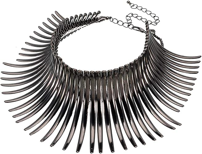 US Seller Fashion style bubble Bib Chunky Statement Necklace gift for holiday