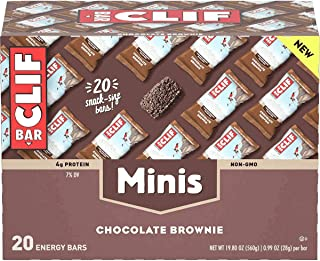 product image for Clifbar Clif Bars Mini Chocolate Brownie, Box of 20