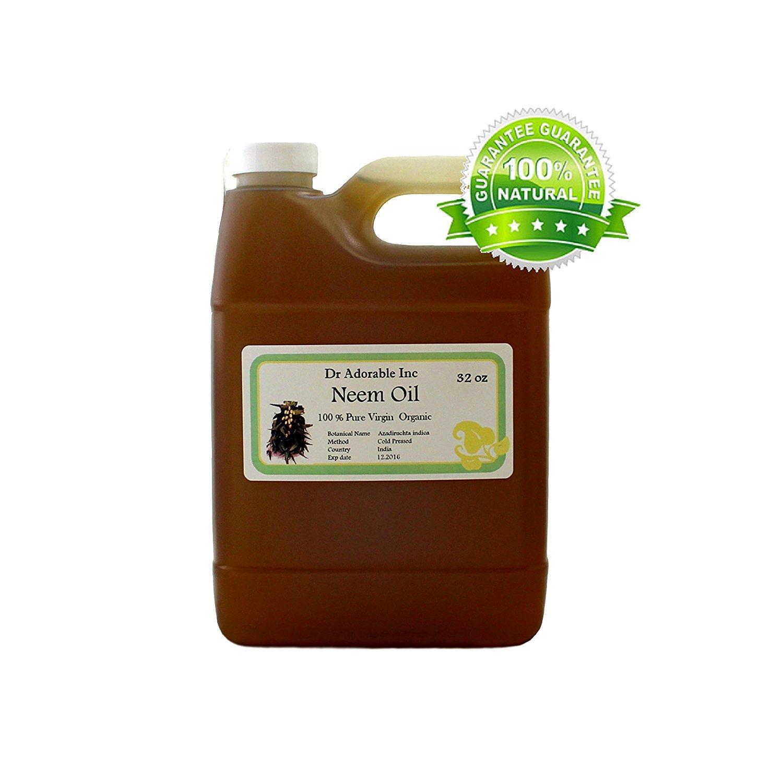 Neem Oil Organic Pure Pure 32 Oz / 1 Quart