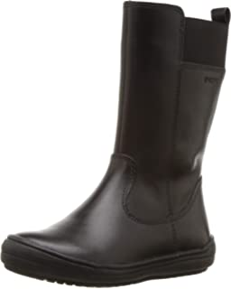 Geox J Shawntel A, Bottes Hautes Fille: