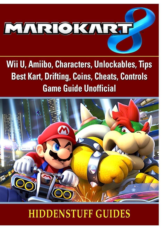 Mario Kart 8 Wii U Amiibo Characters Unlockables Tips