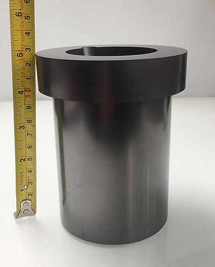 OTOOLWORLD Kerr Crucible 1 Kilo 1kilo 3 Kilo Graphite Melting Crucible For Melting Furnace Melting Machine