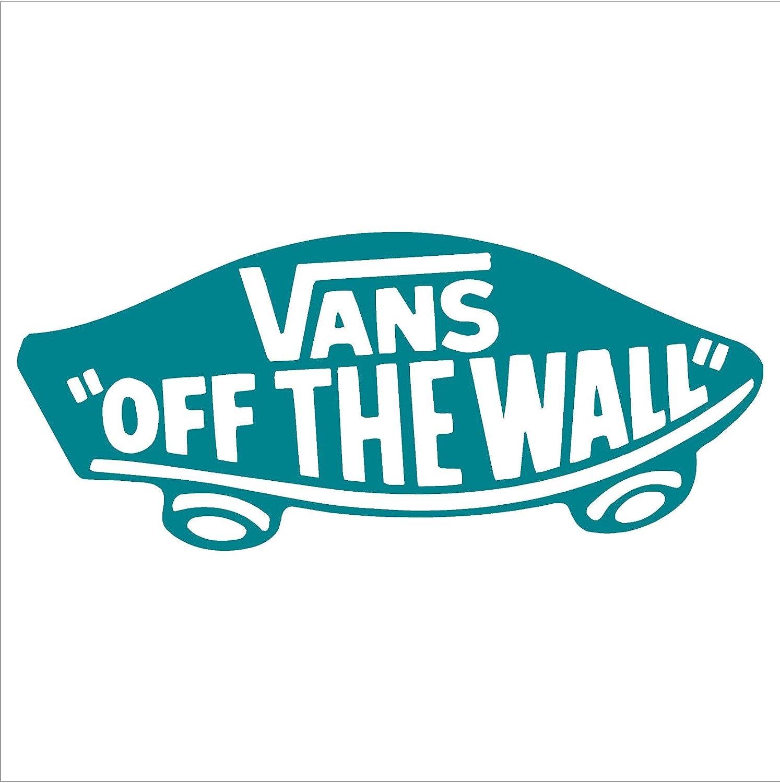 Amazon vans off the wall snowboard bumper sticker 12 automotive amipublicfo Choice Image