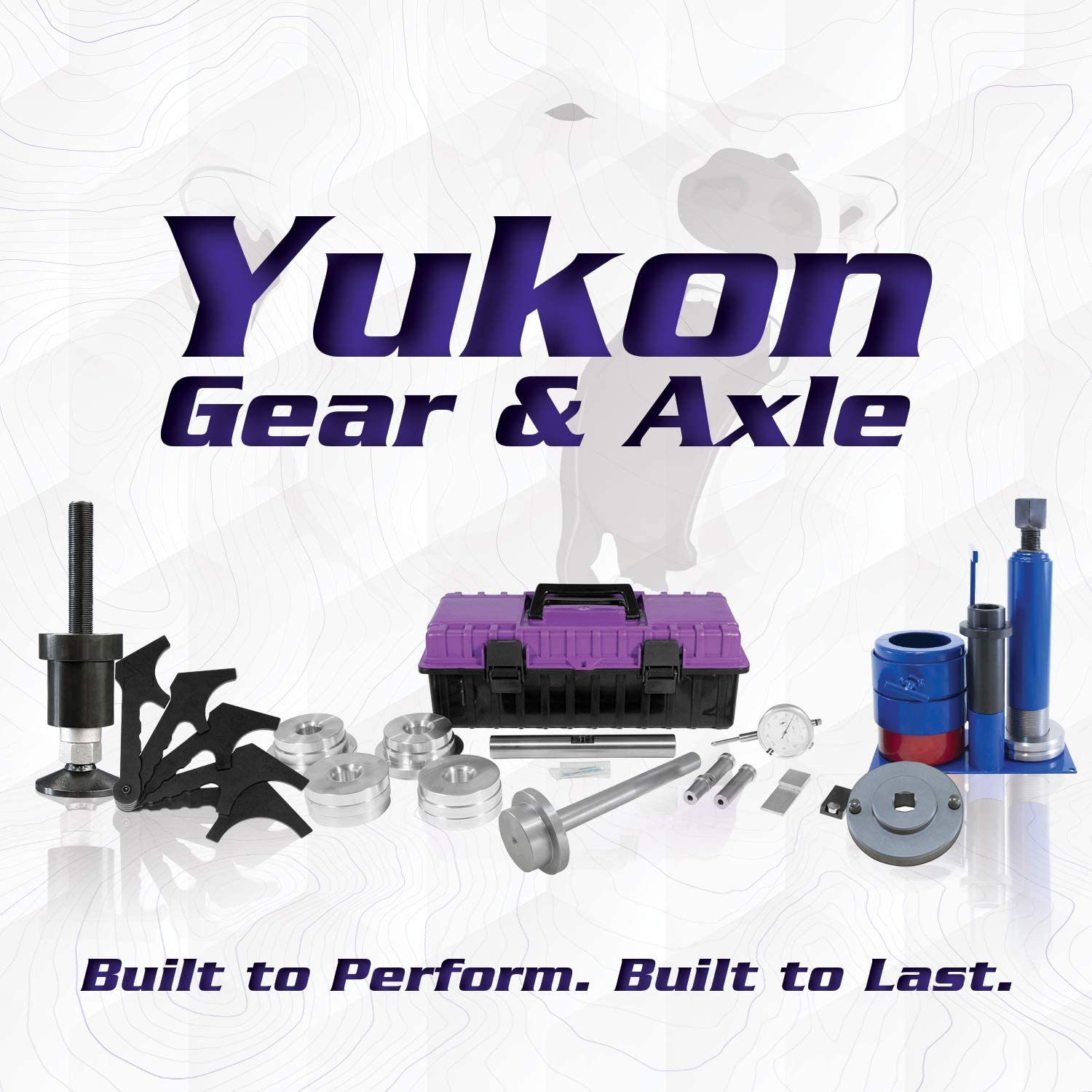Not compatible with Dana 70HD, Dana 80, Ford 10.25/″ /& 10.5/″ or GM /& Chrysler 11.5/″ applications YT P20 Carrier Bearing Puller Yukon Gear /& Axle