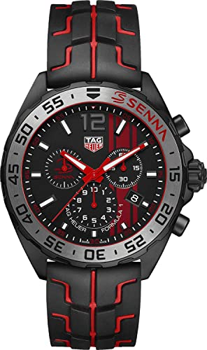TAG Heuer Formula 1 Senna Special Edition Mens Watch CAZ1019.FT8027
