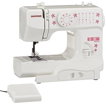 Janome Mini de Luxe - Máquina de coser