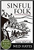Sinful Folk: TREE & MONASTERY: (includes Book 2 & 3)