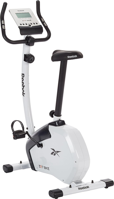 Reebok Fitness - Bicicleta Estática Zr7 Bike: Amazon.es: Deportes ...