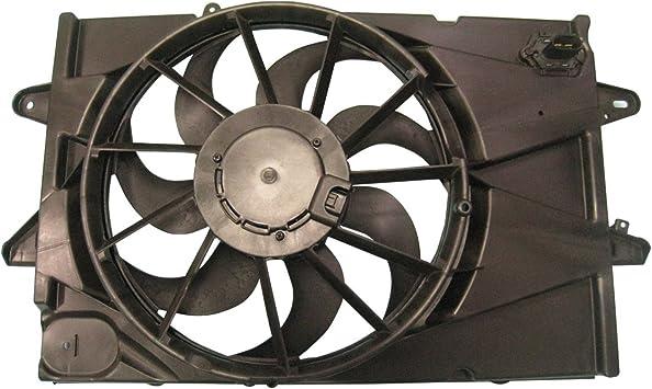 621380Cu TYC 621380Cu Cooling Fan Assembly