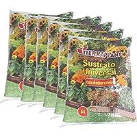 Tierraplant - Pack 6 Sacos de Sustrato Universal