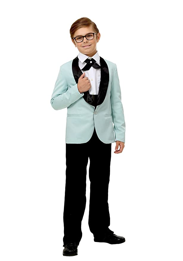 Vintage Style Children's Clothing: Girls, Boys, Baby, Toddler Boys Mr. 50s Costume $39.99 AT vintagedancer.com